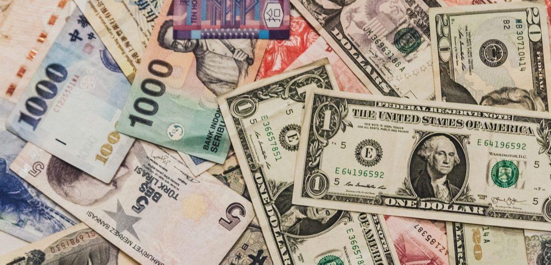 世界の紙幣