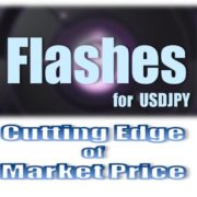Flashes for USDJPY