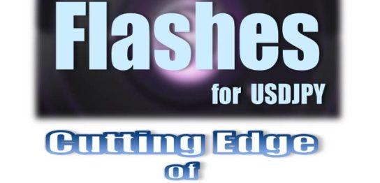 Flashes for USDJPY